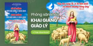 Giuseart.com---Phông-sân-khấu-Lễ-khai-giảng-giáo-lý-2019