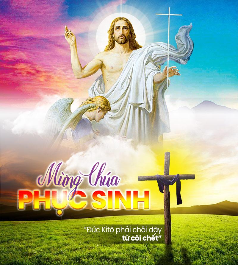 Giuseart.com---Poster-Mừng-Chúa-Phục-Sinh