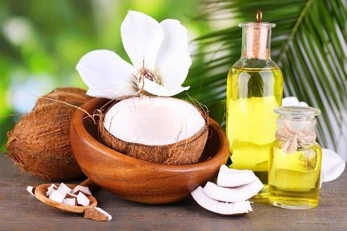 Chữa bỏng hữu hiệu với dầu dừa