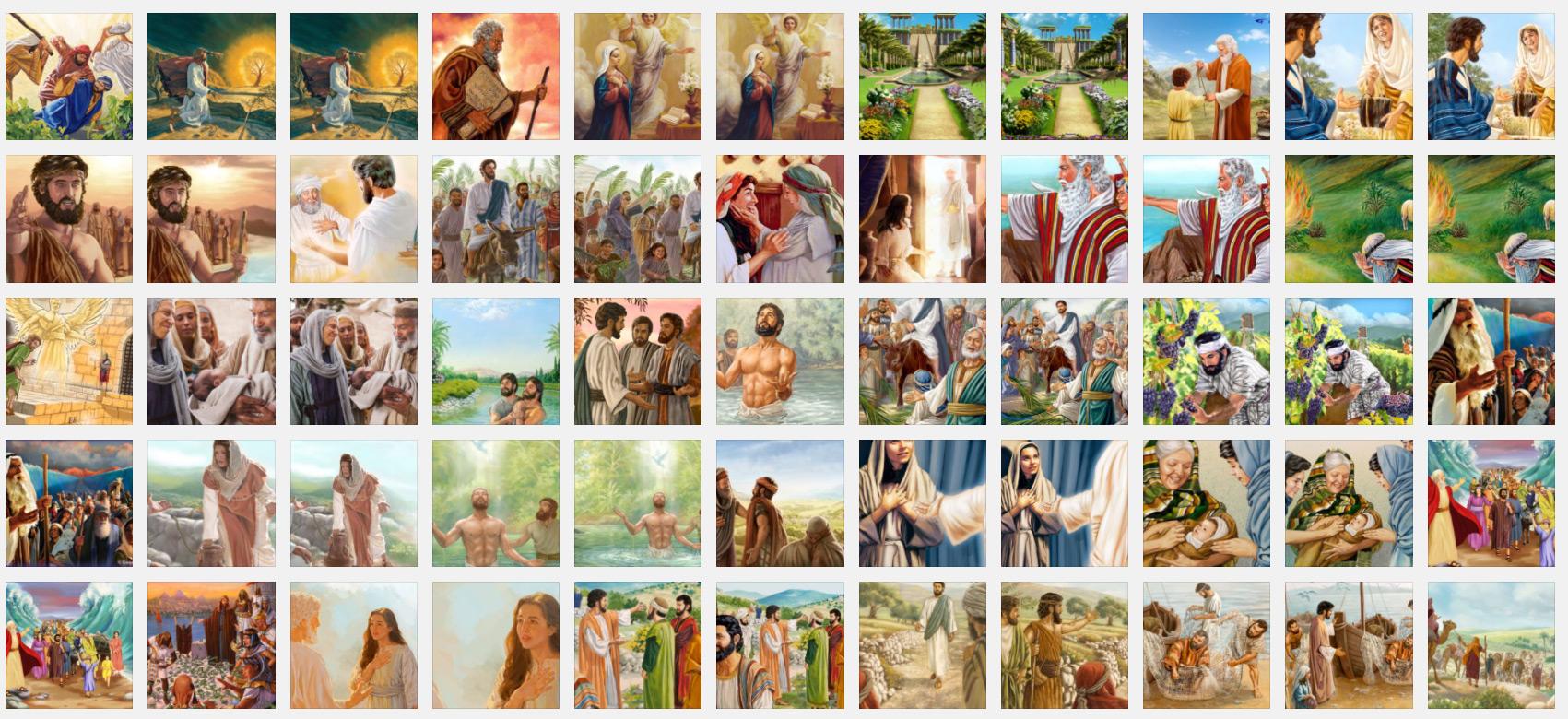 Giuseart.com - Ảnh kinh thánh