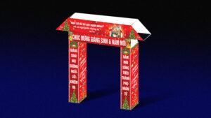 Giuseart.com---Pano-cổng-chào-Mừng-Chúa-Giáng-Sinh