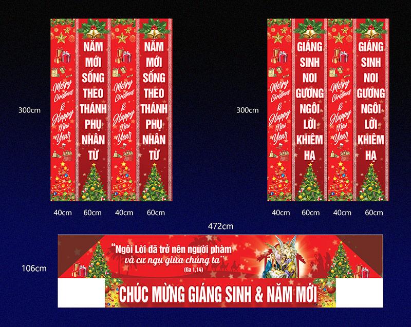 Giuseart.com---Thiết-kế-pano-cổng-chào-mừng-Giáng-Sinh