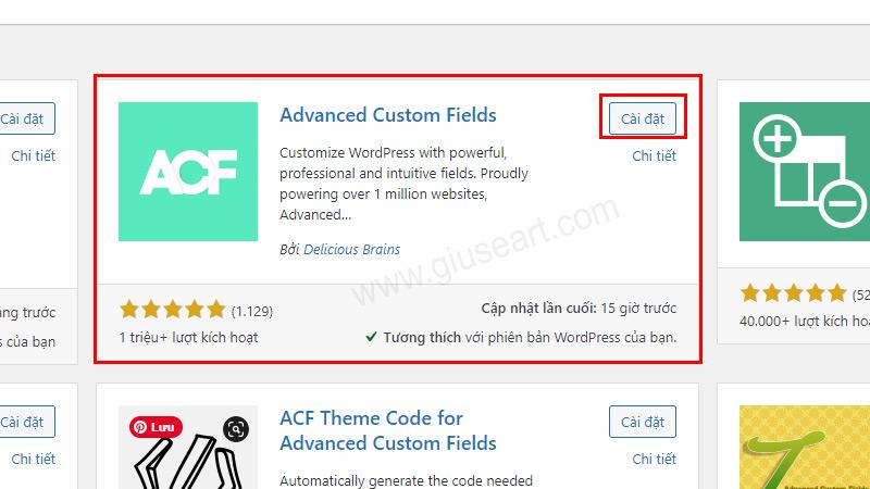 Giuseart.com---Cài-đặt-plugin-advanced-custom-field
