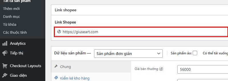 Giuseart.com---Tạo-link-affiliate