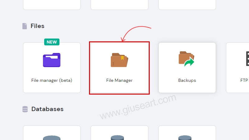 Giuseart.com---Truy-cập-file-manager-trong-host